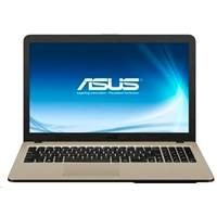 "Ноутбук ASUS X540MA-DM142 15.6"" FHD, Intel Pentium N5000, 4Gb, 256Gb SSD, no ODD, Endless, золотистый"